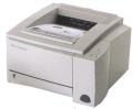 HP LaserJet 2100 10 ppm unter 50.000 Seiten Laserdrucker vergilbt