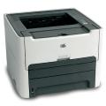 HP LaserJet 1320n 21ppm 16MB Duplex LAN ohne Toner (Fuser-Film defekt)