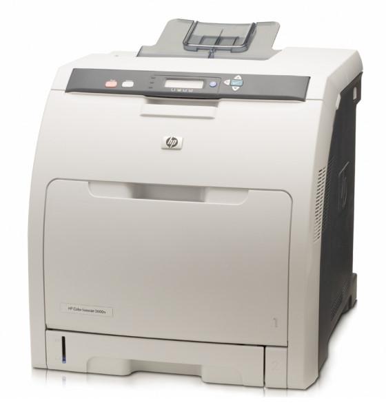 HP Color LaserJet 3600n 17 ppm 64 MB defekt an Bastler