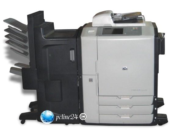 HP-CM8050-Color-MFP-Edgeline-FAX-Kopierer-Scanner-Drucker-ADF-Duplex-NETZ