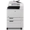 HP Color LaserJet CM6030 MFP Farb-Kopierer Drucker Scanner DIN A3 46.500 Seiten