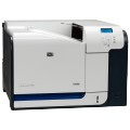 HP Color LaserJet CP3525n 30 S./Min 256MB 34.100 Seiten NETZ Farb-Laserdrucker