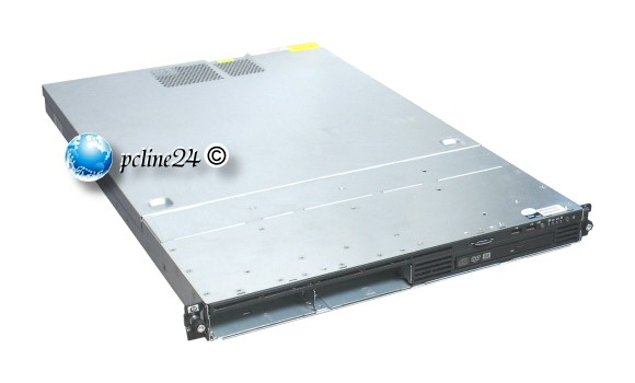 HP ProLiant DL320 G5p Xeon Dual Core 3075 @ 2,66GHz 2GB DVD-ROM ohne HDD Server