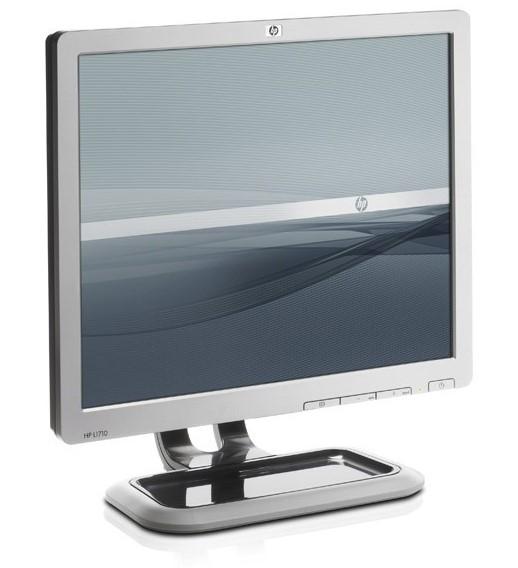 """17"""" TFT LCD HP L1710 5ms 800:1 VGA Monitor"""