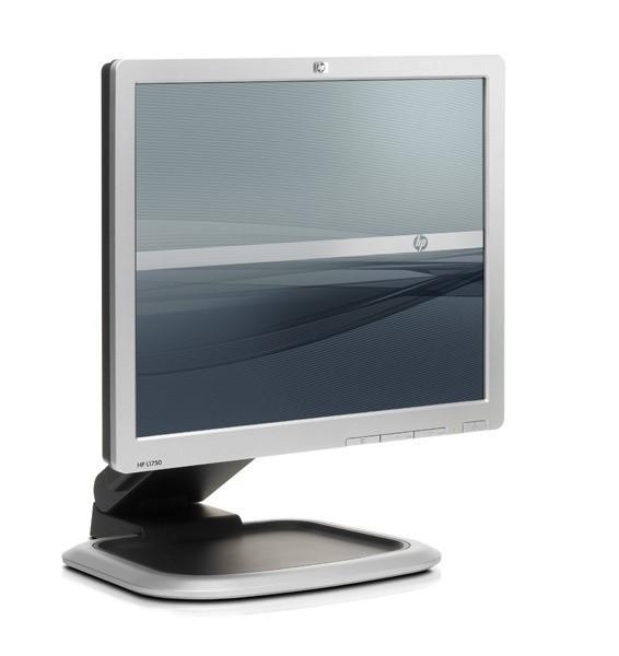 "17"" LCD TFT HP L1750 5ms 800:1 USB-HUB VGA DVI Pivot"