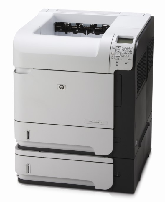 HP LaserJet P4015x 50 ppm 128MB Duplex LAN Laserdrucker 109.000 Seiten