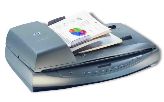 Hewlett packard scanjet 4400c 4470c