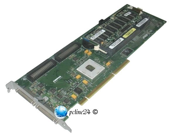 HP Smart Array 5312 PCI-X Ultra 160 SCSI RAID Controller