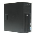 HP Z200 Core i7 870 @ 2,93GHz 12GB 500GB DVD±RW Nvidia Quadro FX1800 Workstation
