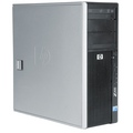HP Z400 Xeon Quad Core W3520 @ 2,67GHz 18GB 2x 300GB DVD±RW FX1800 Windows 7 Pro