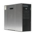 HP Z800 Workstation Xeon Quad Core X5550 @ 2,67GHz 12GB 500GB DVD±RW B-Ware