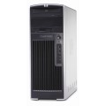HP xw6600 2x Xeon Quad Core E5420 @ 2,5GHz 4GB 300GB DVD Quadro NVS 290 (ohne Adapter) B-Ware