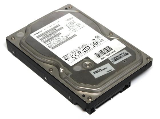 Hitachi HDT721025SLA380 250GB SATA II 3Gb/s 7.200 rpm Festplatte HDD