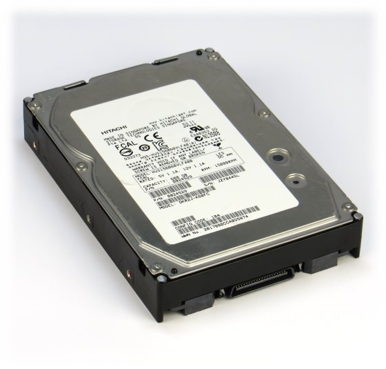 Hitachi HUS156060VLF400 600GB 15K FC 40pin Fibre Channel HDD Festplatte