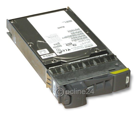 Hitachi HUS103014FLF210 146GB 10K 40Pin Fibre Channel  für NetApp Network Appliance Storage