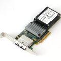 IBM ServeRaid M5025 PCIe x8 SAS 6G/ SATA 3G 512MB RAID 2x SFF-8088 Ports + BAT1S1P