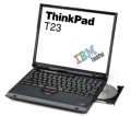 IBM ThinkPad T23 P3 M @ 1,13GHz 512MB (ohne HDD/NT, Akku defekt, BIOS PW) B-Ware