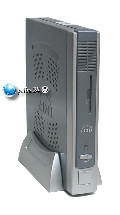 IGEL-3-4-Thin-Client-Compact-3210-600MHz-256MB-RAM-128MB-CF-Chipkartenleser-eLux