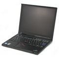 IBM ThinkPad T42 Pentium M 1,6GHz 512MB 120GB (Akku defekt, ohne NT) B-Ware