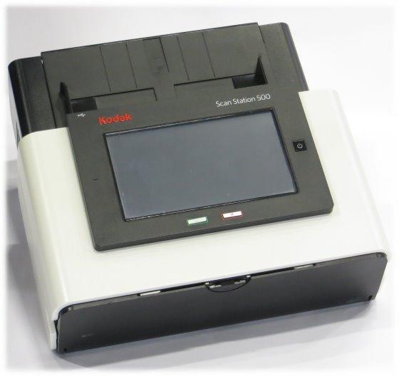 Kodak Scan Station 500 Scanner Dokumentenscanner 66.100 Seiten