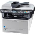 Kyocera FS-1130MFP All-in-One FAX Kopierer Scanner Laserdrucker 1.350 Seiten