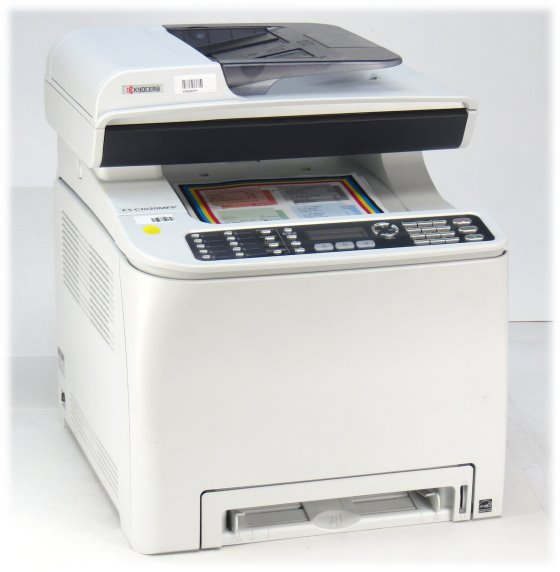 kyocera fs c1020mfp fax kopierer scanner farblaserdrucker. Black Bedroom Furniture Sets. Home Design Ideas