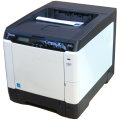 Kyocera FS-C5250DN 26 ppm 256MB Duplex LAN Farblaserdrucker 29.620 Seiten