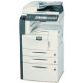 Kyocera KM-5050 DIN A3 Kopierer Scanner Drucker ADF Duplex NETZ