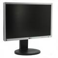 """22"""" LG FLATRON E2210 1680 x 1050 Monitor VGA DVI LED-Backlight"""