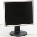"19"" TFT LCD LG Flatron E1910P-SN Pivot 1280 x 1024 Monitor"