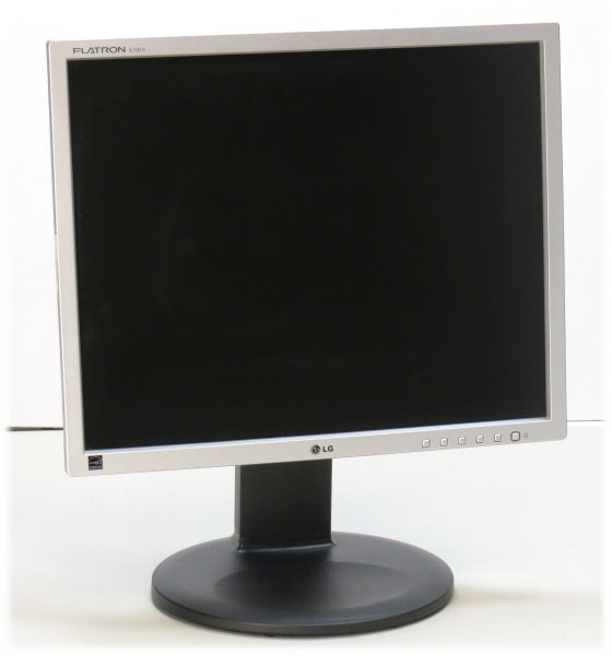"19"" TFT LCD LG Flatron E1910P-SN Pivot 1280 x 1024 Monitor B-Ware"
