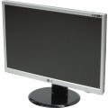 22&quot; TFT LCD LG L226WTQS 1680x1050 16:10 2ms VGA DVI Monitor silber-schwarz