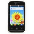 LG E510 Optimus Hub Schwarz Android (Ohne Simlock) Smartphone B-Ware