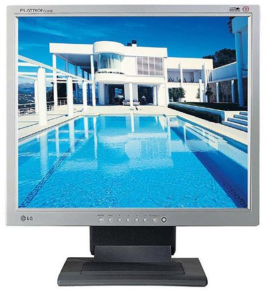 """19"""" TFT LCD LG FLATRON L1910S 1280 x 1024 Monitor B-Ware"""