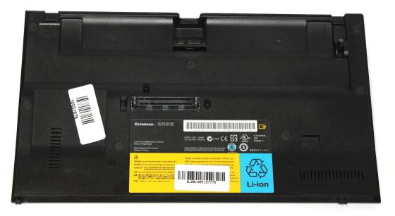 Lenovo 40Y7904 Zusatzakku für Thinkpad X60 & X61 Kapazität ca. 50%