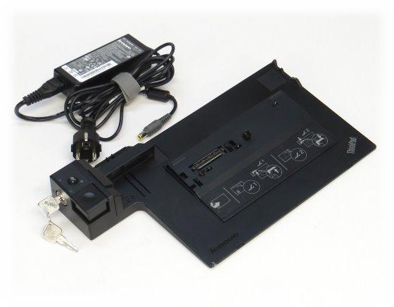 Lenovo Dock 4338 USB 3.0 für ThinkPad T410 T420 T510 T520 + 90W Netzteil