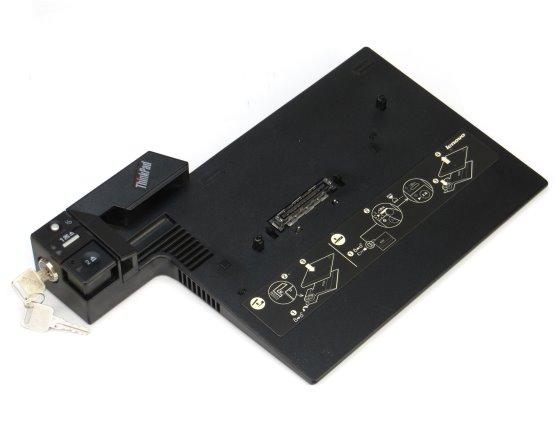 Lenovo Mini Dock 2504 für T60 T61 T500 T400 W500 R500 R400 Dockingstation mit Netzteil