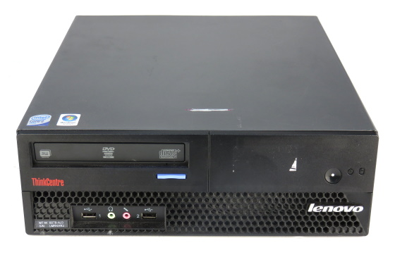 Lenovo ThinkCentre M57p SFF Core 2 Duo E6750 @ 2,66GHz 2GB 250GB DVD±RW B-Ware