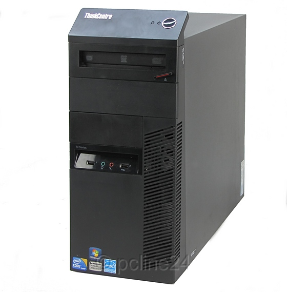 Lenovo ThinkCentre M90 Core i5 650 @ 3,2GHz 4GB 320GB DVD±RW Computer