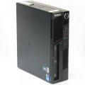 Lenovo ThinkCentre M90p Core i5 650 @ 3,2GHz 4GB 250GB DVD±RW USFF Computer ohne Netzteil