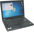 Lenovo ThinkPad T500 Dual Core 2,4GHz 4GB 160GB DVDRW WLAN Windows 7 Home