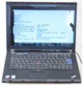 Lenovo ThinkPad T400 C2D P8400 2,26GHz 3GB (ohne HDD, Displaybruch, Bios gesperrt) C-Ware