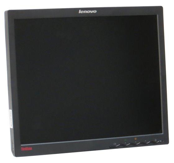 """17"""" TFT LCD Lenovo Thinkvision L171p 1280 x 1024 Monitor ohne Standfuß"""