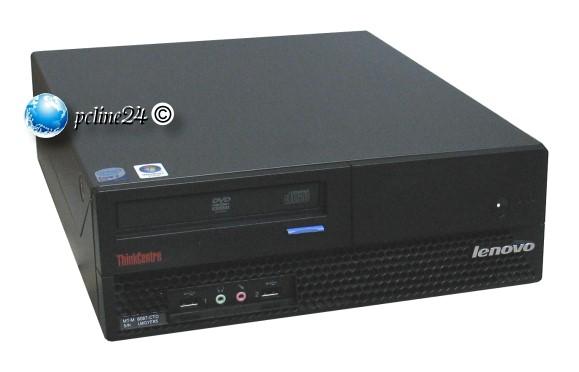 Lenovo ThinkCentre M57 Computer A Ware/Grade A E6550 @ 2,33 GHz Intel Core 2 Duo 4096 MB DDR2 80 GB