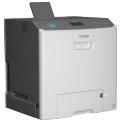Lexmark C736dn 33ppm 256MB Duplex LAN 109.900 Seiten Farblaserdrucker B-Ware