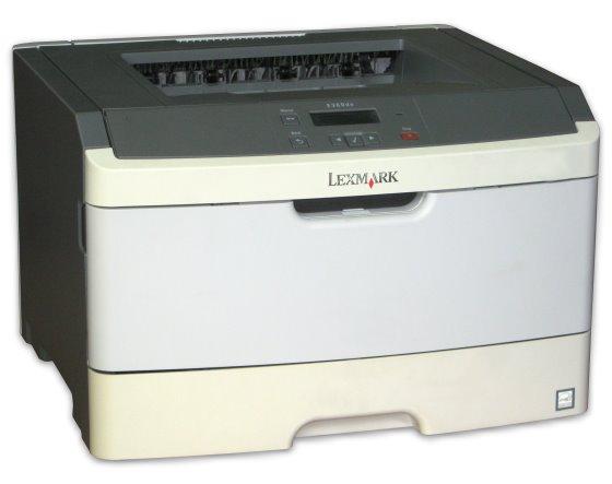 Lexmark E360dn 38ppm 32MB Duplex Laserdrucker ohne Toner ohne Bildtrommel B- Ware