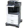 Lexmark MX812de All-in-One FAX Kopierer Scanner Laserdrucker 45.800 Seiten