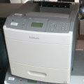 Lexmark T652dn 48 ppm 128MB Duplex LAN Laserdrucker defekt an Bastler