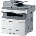 Lexmark X364dn All-in-One FAX Kopierer Scanner Laserdrucker 105.600 Seiten B-Ware