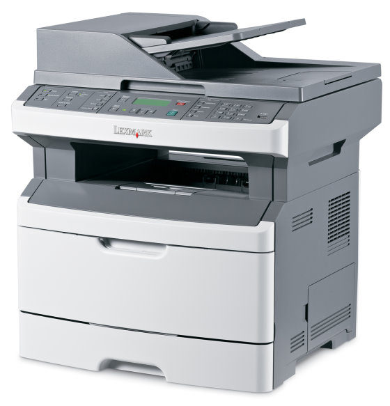 lexmark x364dn all in one fax kopierer scanner laserdrucker seiten ohne toner all in one. Black Bedroom Furniture Sets. Home Design Ideas